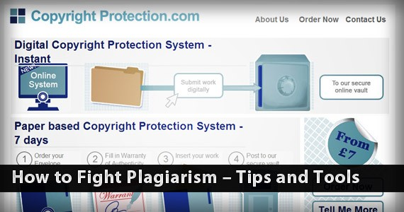 How to Fight Plagiarism – Tips and Tools