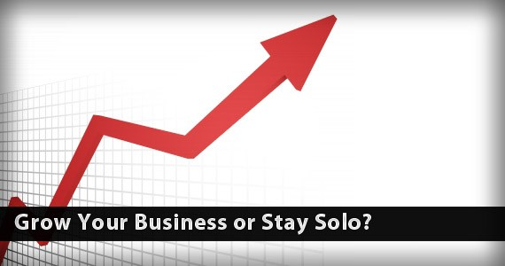 Grow Your Business or Stay Solo?