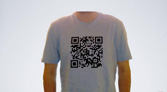 Tshirts-Cool-Inspiring-Uses-QR-Codes