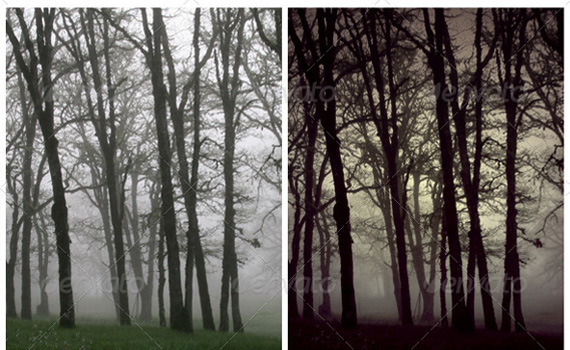 Eerie-premium-photoshop-actions