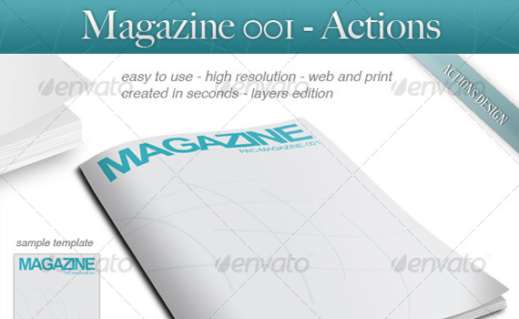 Magazine-premium-photoshop-actions