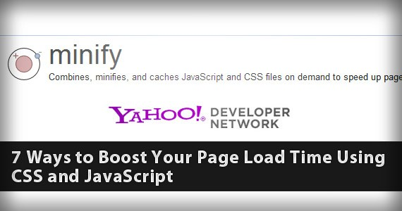 7 Ways to Boost Your Page Load Time Using CSS and JavaScript