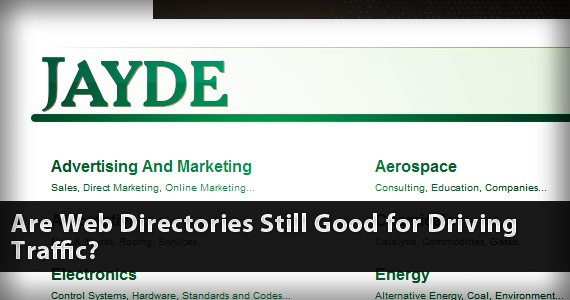 Are Web Directories Still Good for Driving Traffic?