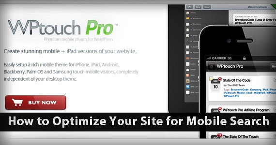 How to Optimize Your Site for Mobile Search