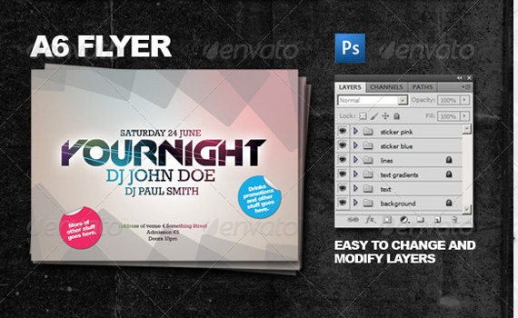 Clean-simple-premium-print-ready-flyers
