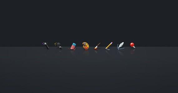 Photoshop Tool Icons
