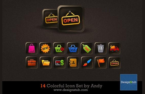 Web Icon Set 01