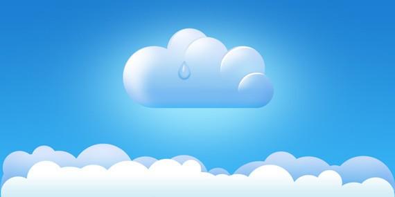 Cloud icon & borders