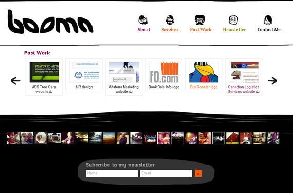 Booma Webdesign
