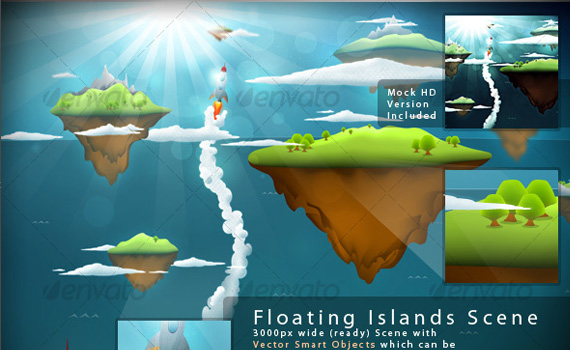 Floating-islands-premium-backgrounds-graphicriver
