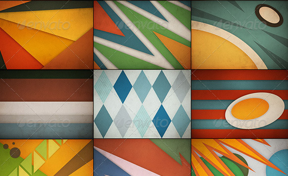 Retro-graphic-premium-backgrounds-graphicriver