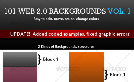 60 Beneficial And Great Looking Premium Background from Graphicriver