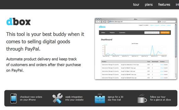 Dbox-1-selling-digital-products-services