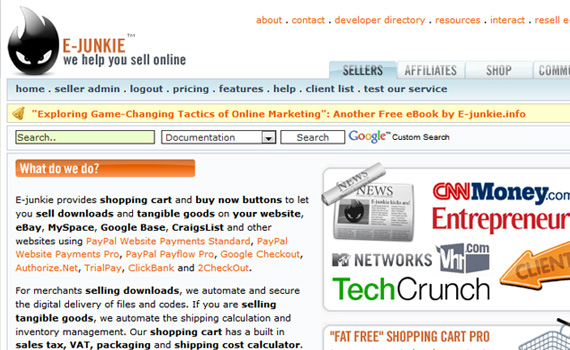 Ejunkie-1-selling-digital-products-services