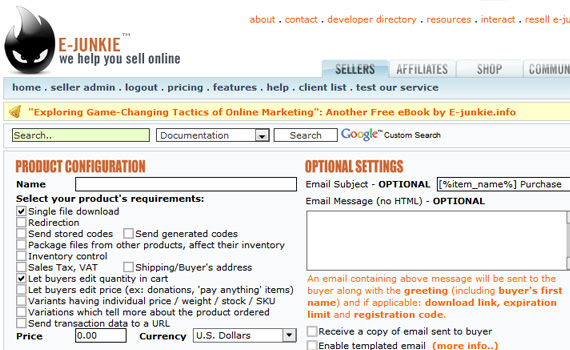 Ejunkie-2-selling-digital-products-services