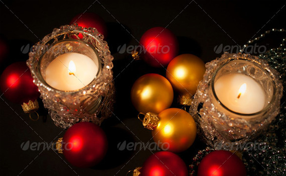 Candles-decoration-christmas-winter-premium-backgrounds