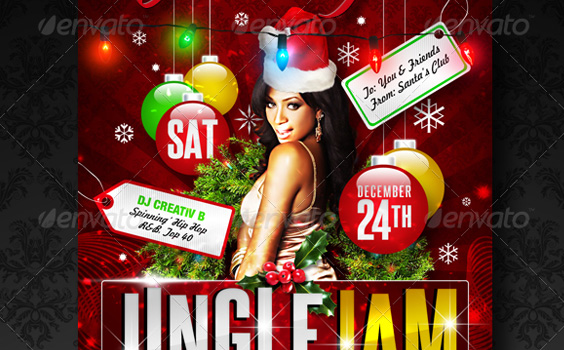 Jingle-jam-christmas-winter-premium-backgrounds