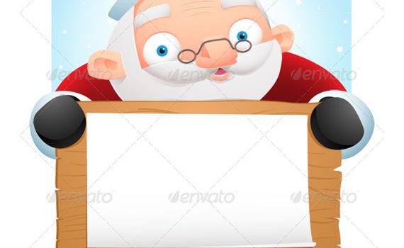 Santa-banner-christmas-winter-premium-backgrounds