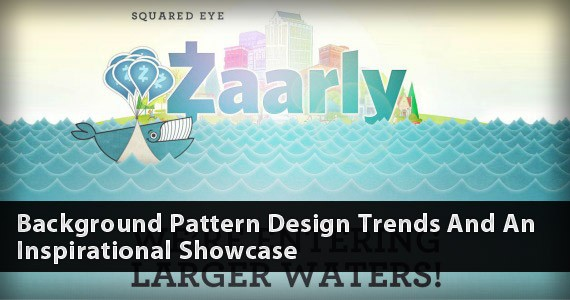Background Pattern Design Trends And An Inspirational Showcase