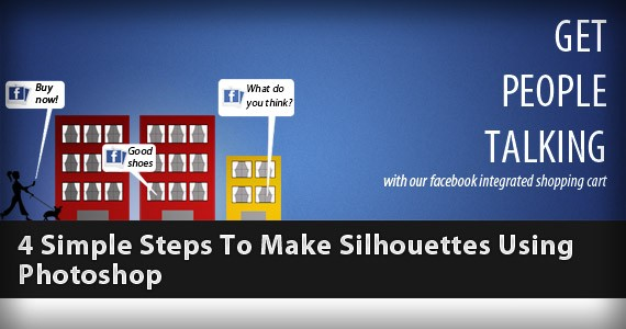 4 Simple Steps To Make Silhouettes Using Photoshop