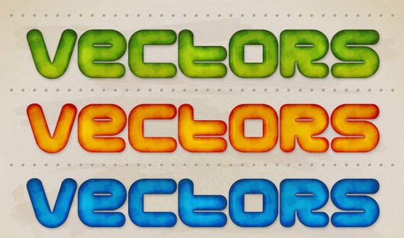How to Create a Colorful, 3D Text Effect