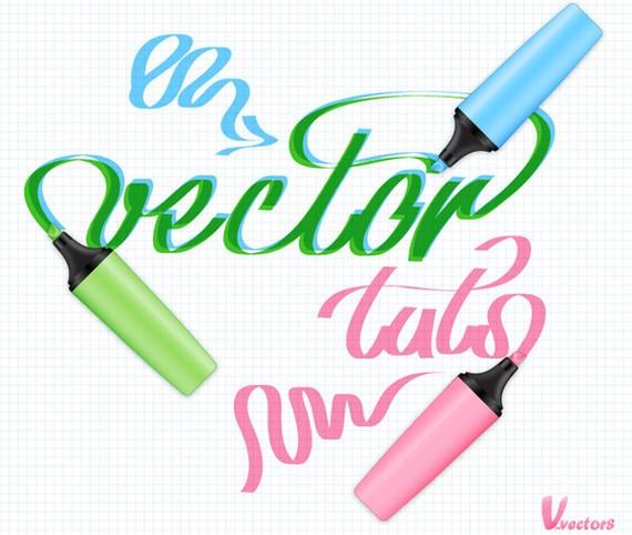 Create a Marker Text Effect