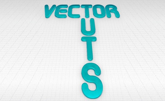 Create a Bending 3D Text Effect