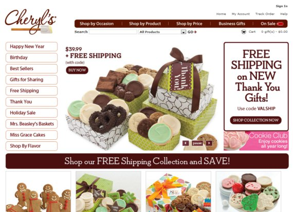 Cheryl's-15-Eye-Catching-Food-Beverage-Ecommerce-Website-Designs