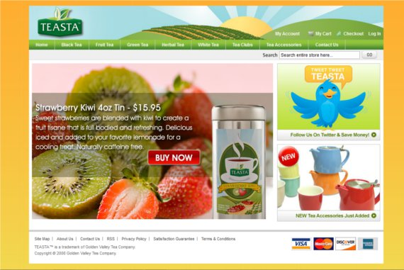 Teasta-15-Eye-Catching-Food-Beverage-Ecommerce-Website-Designs