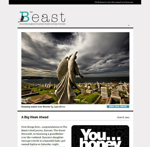 The Beast Magazine