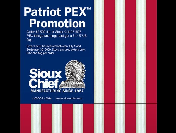 Sioux Chief Patriot