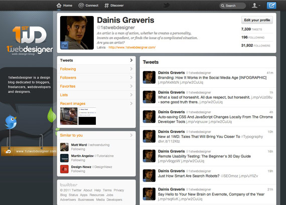 Dainis-Graveris-(1stwebdesigner)-on-Twitter
