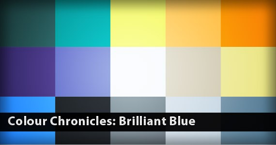 Colour Chronicles: Brilliant Blue