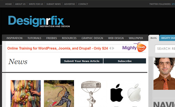 Designrfix-websites-promote-articles-social