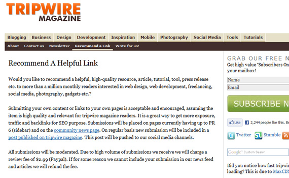 Tripwire-magazine-websites-promote-articles-social