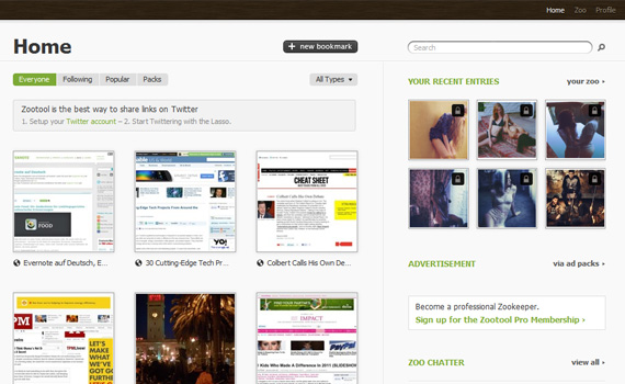 Zootool-websites-promote-articles-social