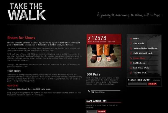 Take The Walk