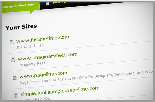 PageLime: A CMS Specifically Made for Web Designers
