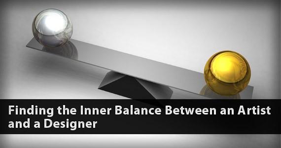 Finding the Inner Balance Between an Artist and a Designer
