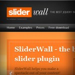 SliderWall Giveaway: 5 Commercial Licenses of jQuery Image Slider