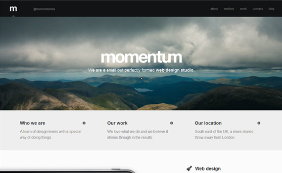 Builtwithmomentum-responsive-web-design-showcase