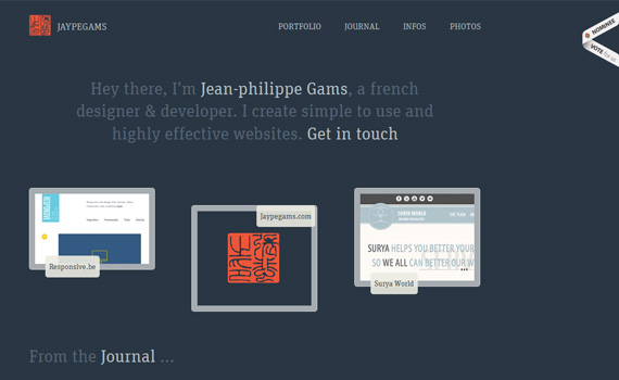Jaypegams-responsive-web-design-showcase