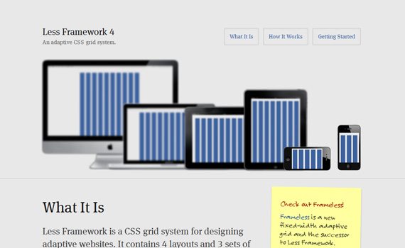 Less-framework-responsive-web-design-showcase