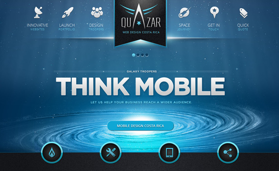 Quazar-responsive-web-design-showcase