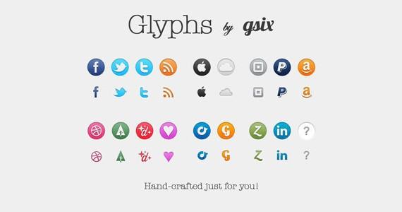 Glyphs By GSIX v2