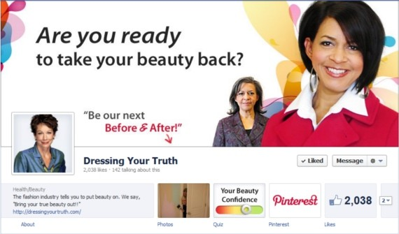 Dressing-Your-Truth-Facebook-Page-Timeline
