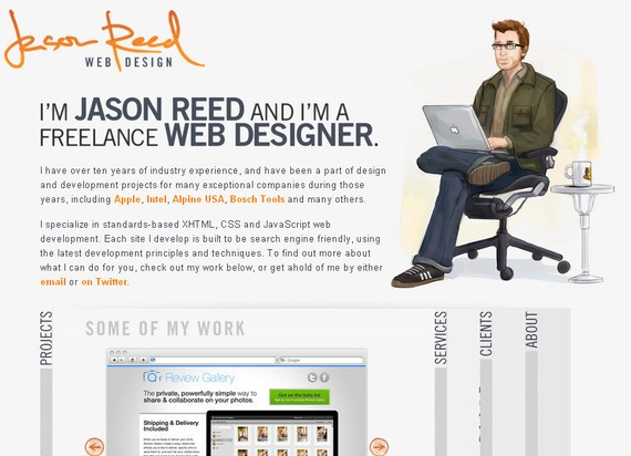 Jasonreed Webdesign