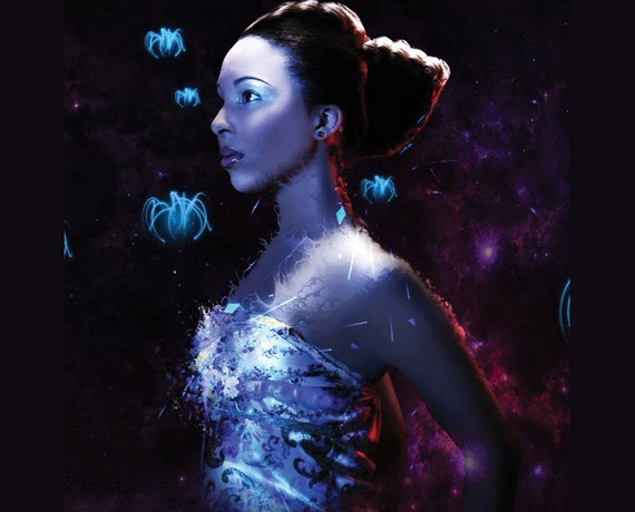 Create a Mythical Fantasy Female Photo Manipulation