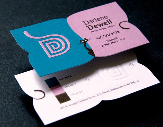 100 beautiful creative and minimal business cards creative minimal business card design inspiration darlene cards colourmoves