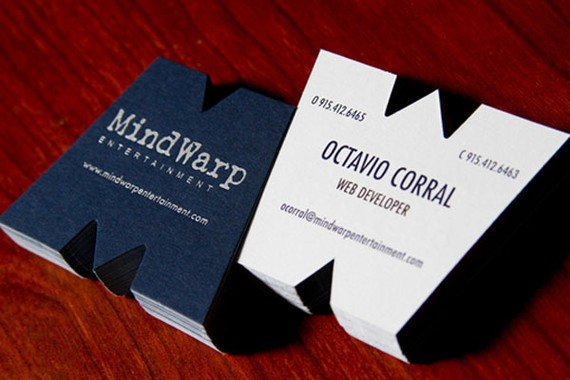 100 beautiful creative and minimal business cards creative minimal business card design inspiration mindwarp business cards accmission Images